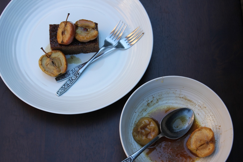Nigella Lawson Kitchen - Guiness Gingerbread