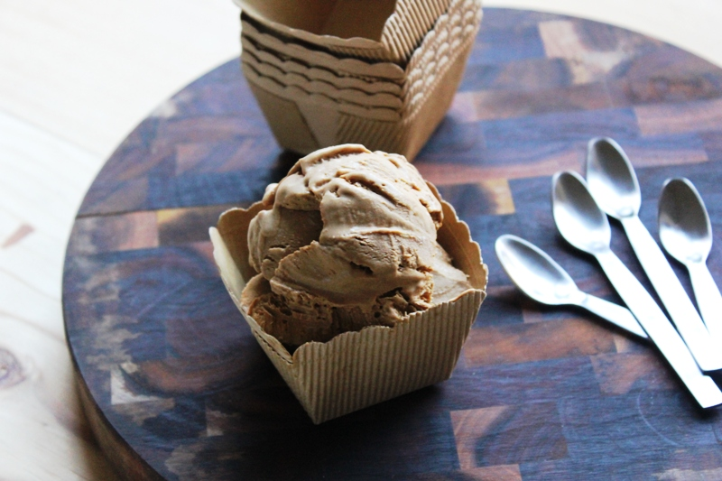 Coffee Caramel Ice Cream Recipe