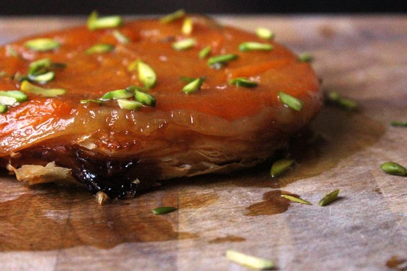 Apricot Tatin Recipes — Dishmaps