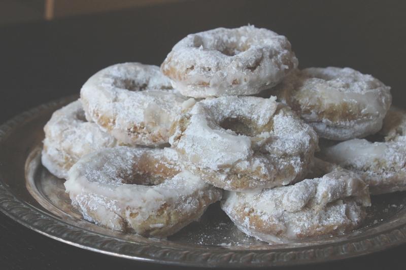 Sugar and Spice Donuts A Recipe