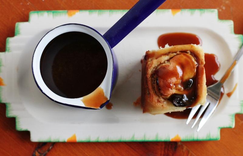 Prune and Hazelnut Sticky Buns Recipe