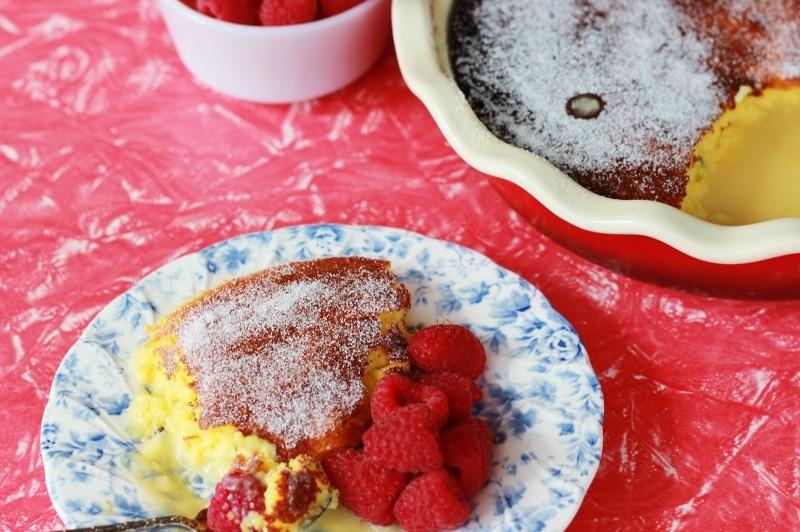 Passionfruit Delicious Pudding Recipe