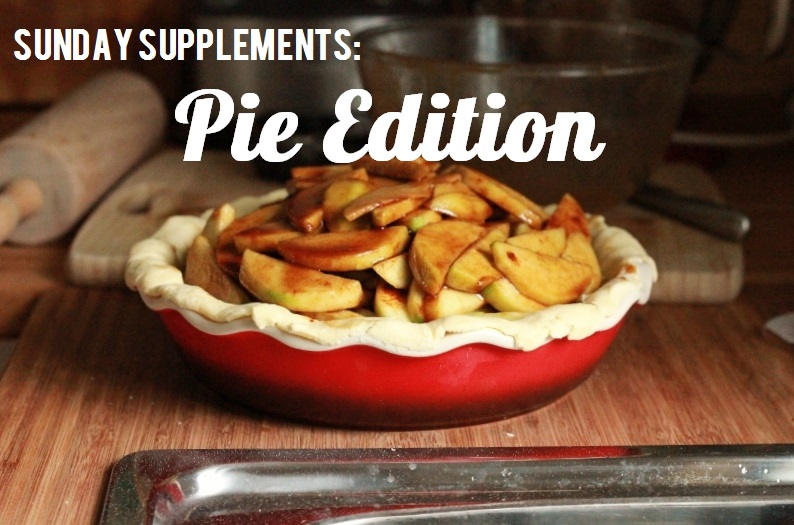 Sunday Supplements: Pie Edition | TheSugarHit.com