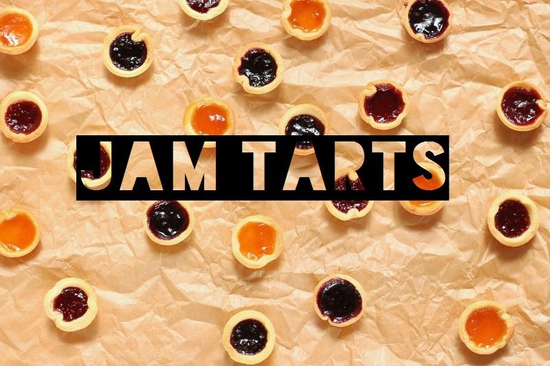 Jam Tarts | TheSugarHit.com