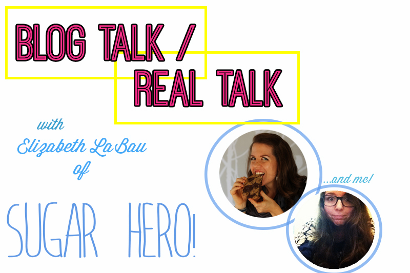 Blog Talk / Real Talk | The Sugar Hit