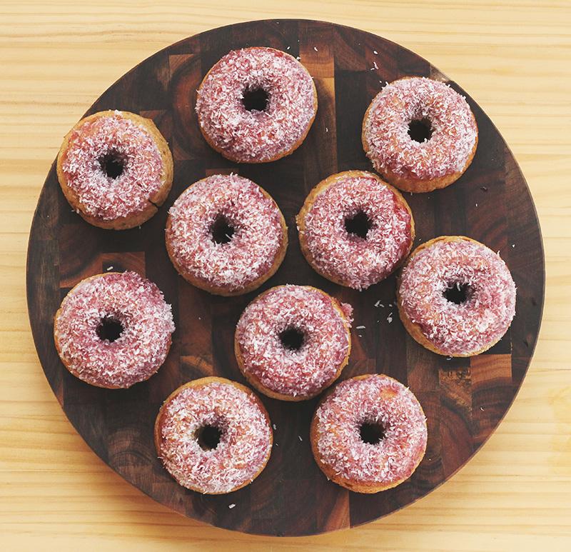 Gluten Free Vegan Donuts | The Sugar Hit