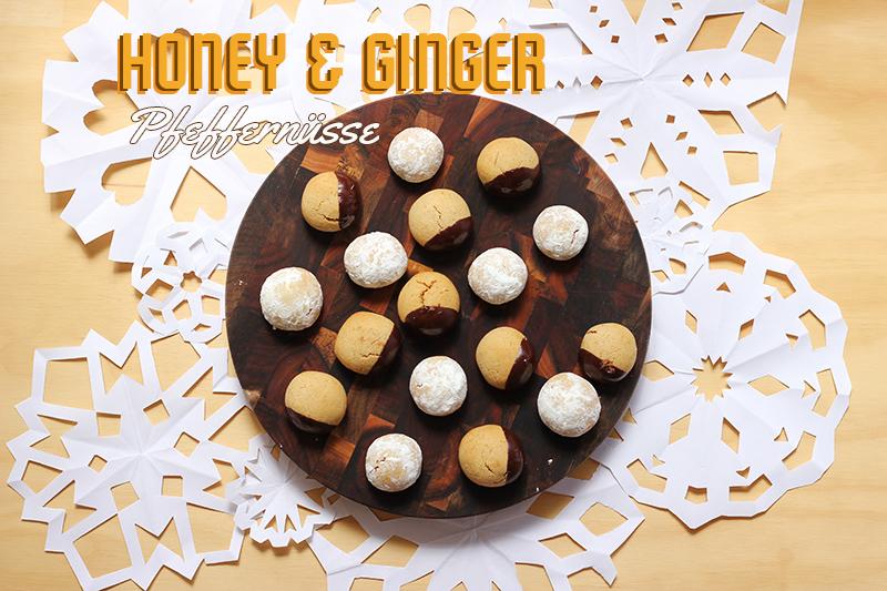 Honey and Ginger Pfeffernusse   The Sugar Hit