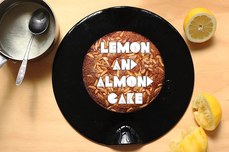 Damp Lemon and Almond Cake | The Sugar Hit