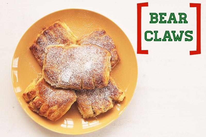 Bear Claws! | The Sugar Hit