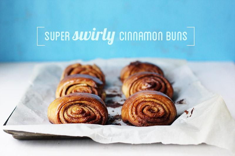 Super Swirly Cinnamon Buns   The Sugar Hit