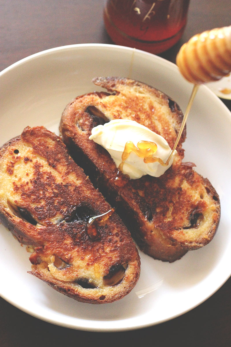 Never Fail French Toast | The Sugar Hit