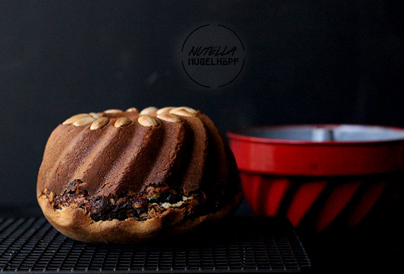 Nutella Kugelhopf | The Sugar Hit