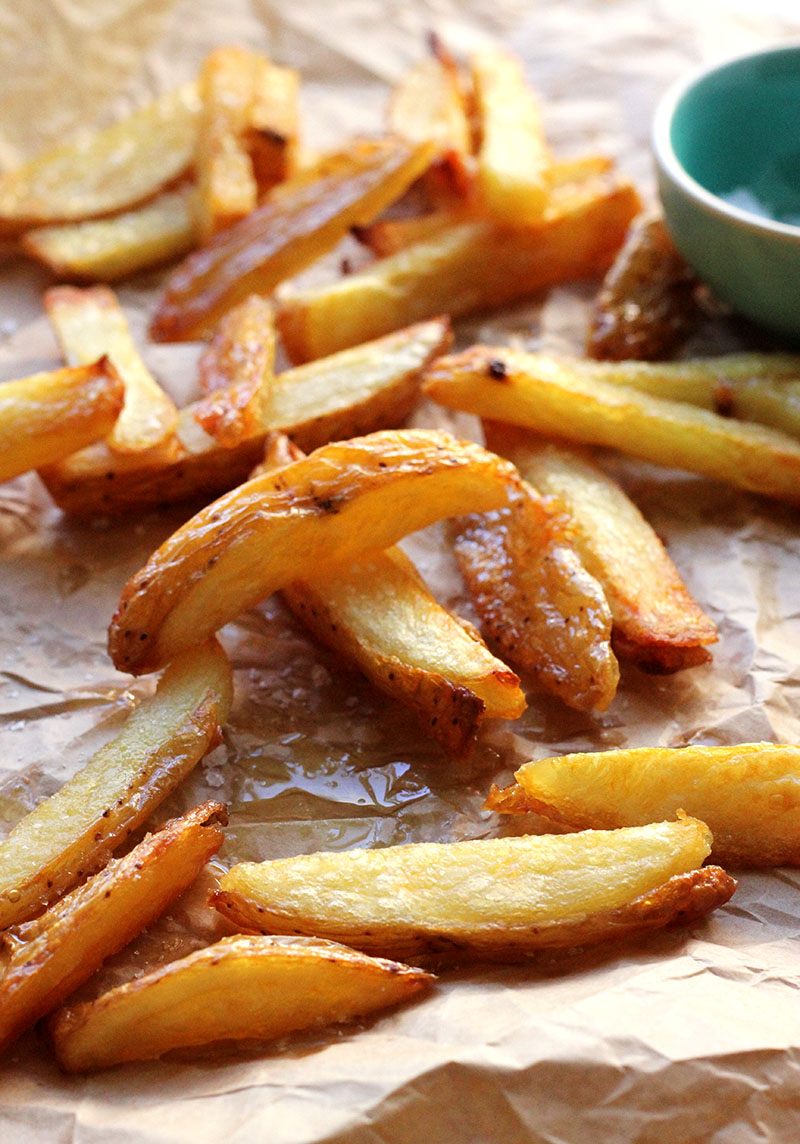 The Best Oven Chips | The Sugar Hit!
