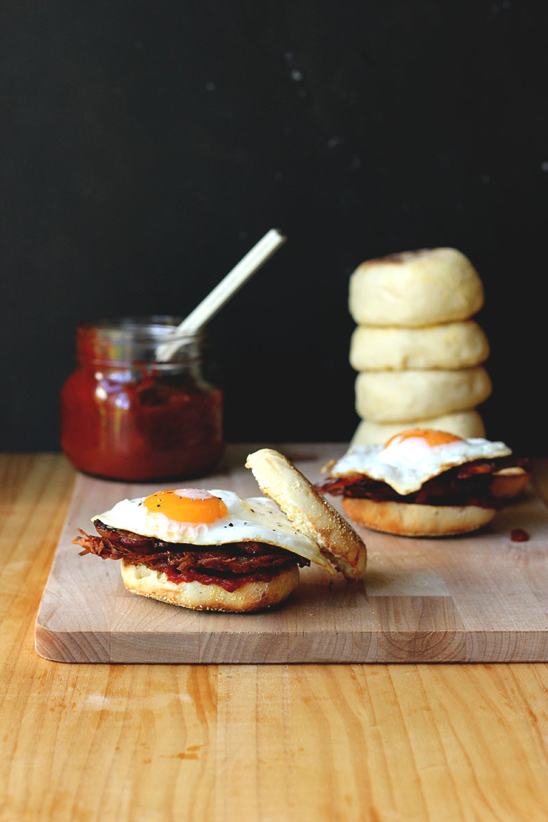 Epic Rosti Breakfast Muffins with Cheeky Chutney | The Sugar Hit