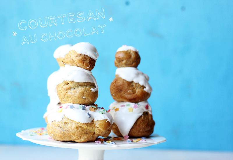 Courtesan au Chocolat | The Sugar Hit