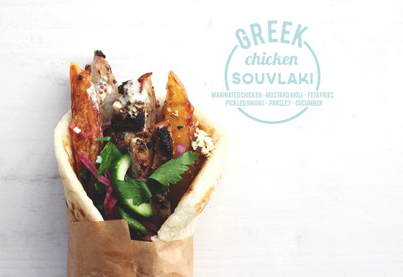 Greek Chicken Souvlaki   The Sugar Hit