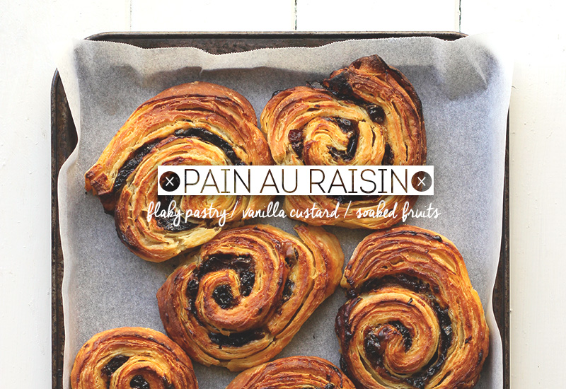 Pain au Raisin | The Sugar Hit