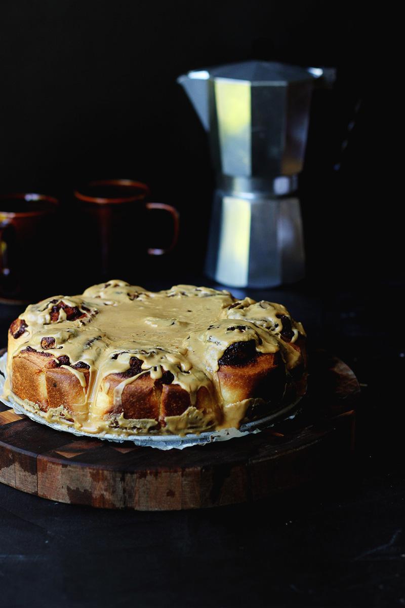 Brownie Hearts with Espresso Glaze - afarmgirlsdabbles.com #brownies ...