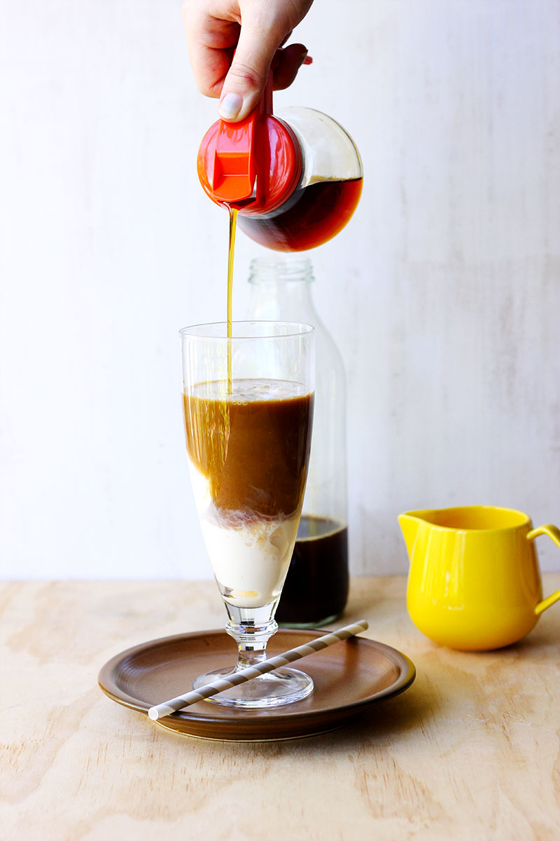 Australian Iced Coffee // The Sugar Hit