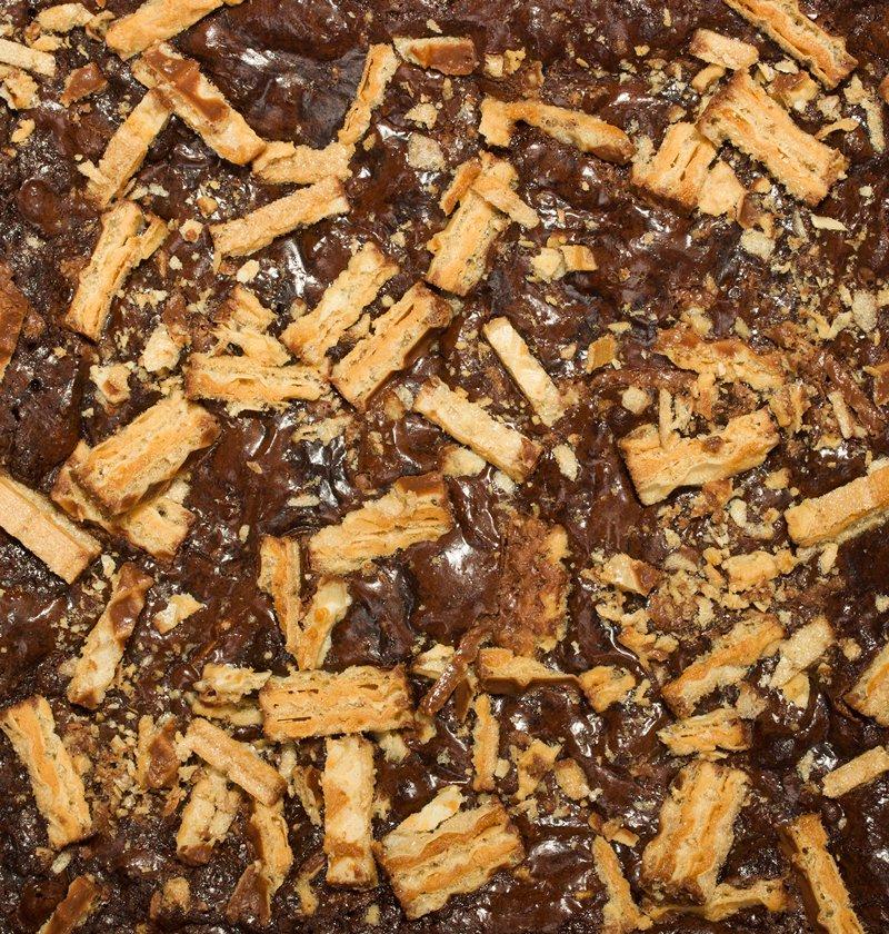 Garbage Brownies! // The Sugar Hit Book!