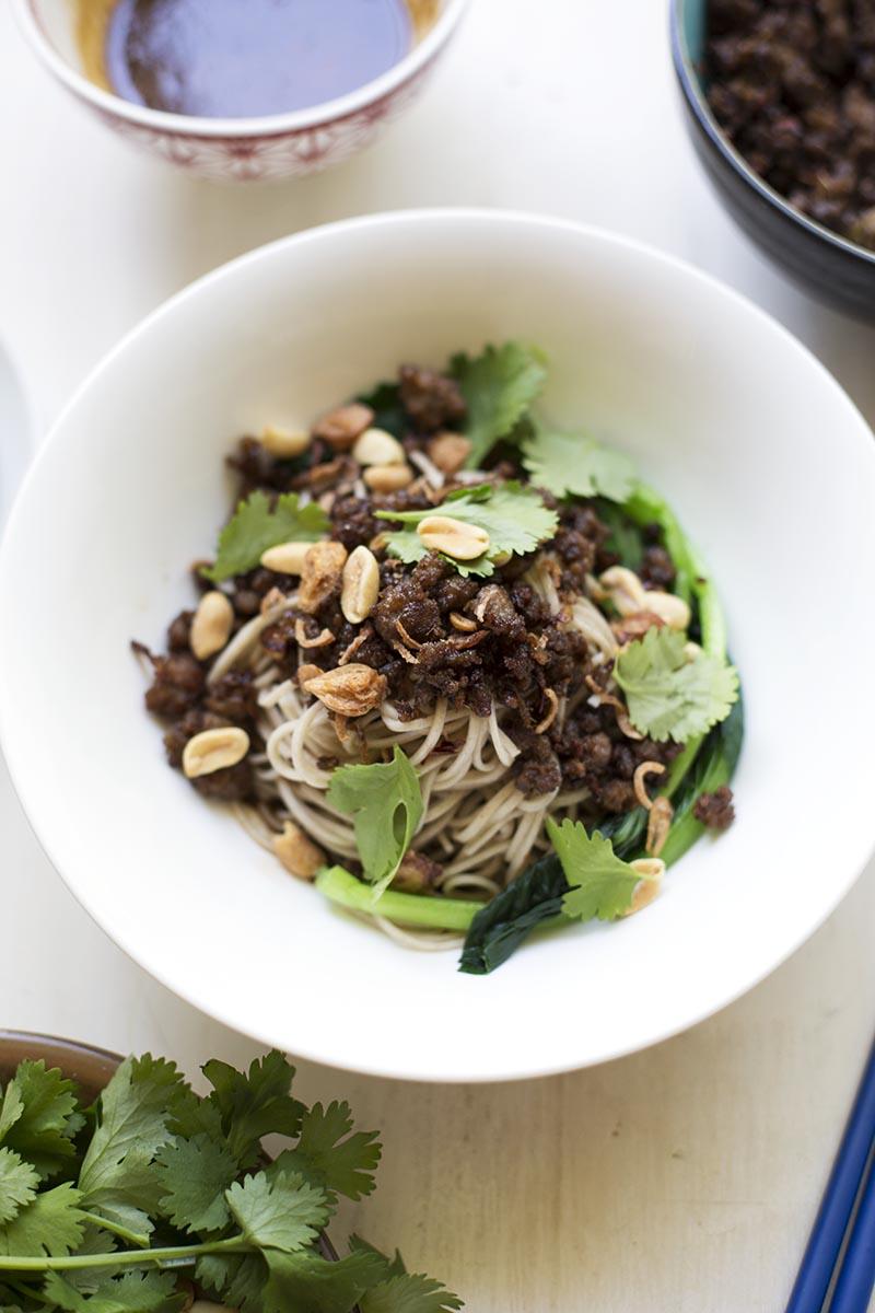 Dan Dan Noodles [Street Food Friday] // The Sugar Hit