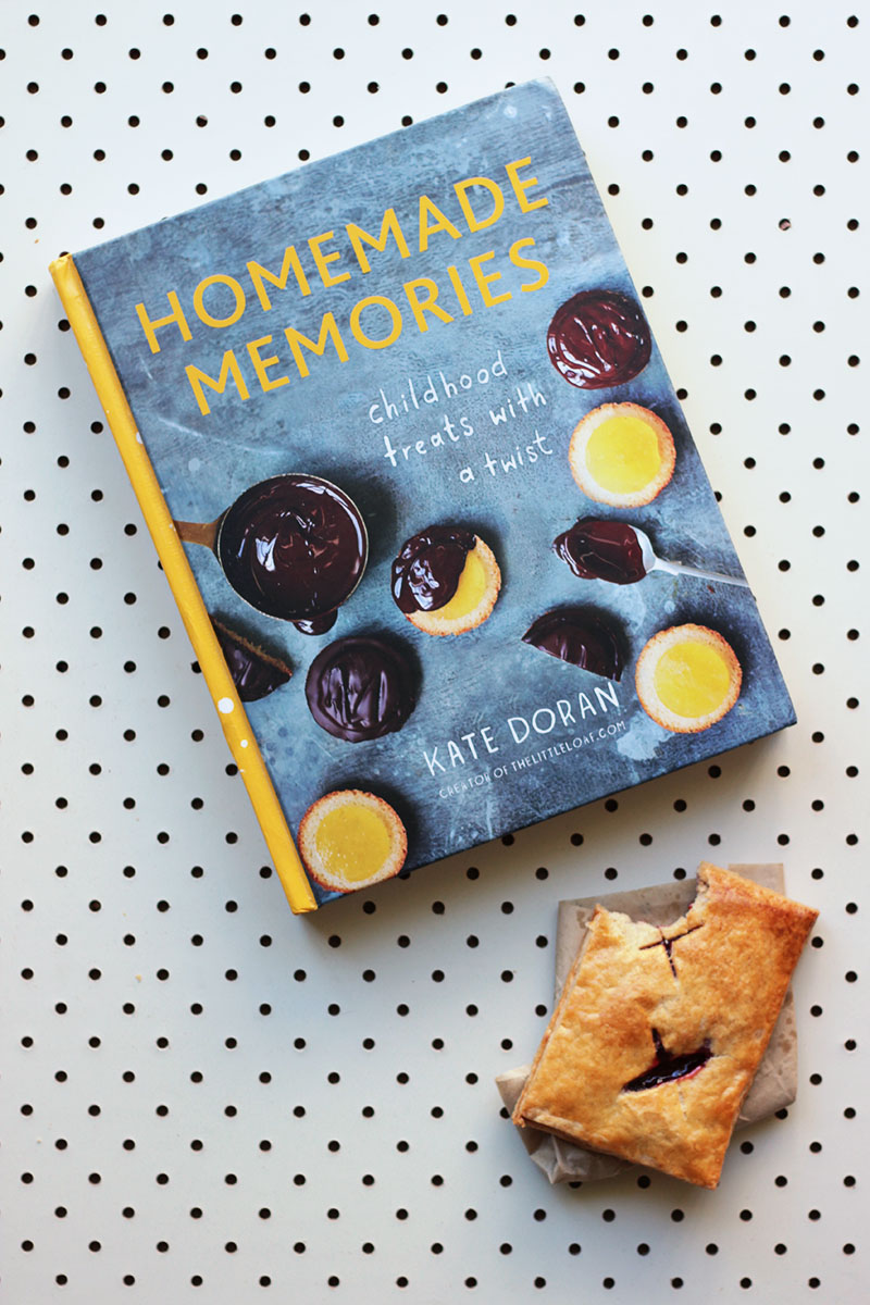 Homemade Toaster Pastries from Homemade Memories // The Sugar Hit