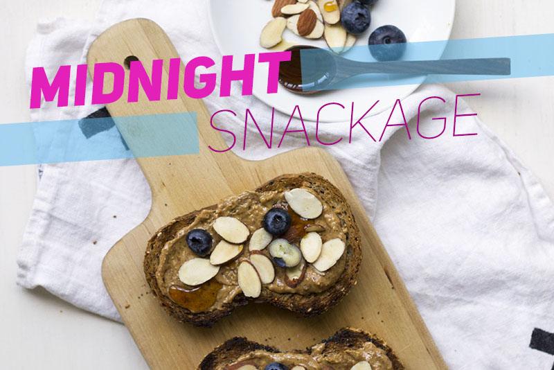 Blueberry Almond Sleepy Toast // The Sugar Hit