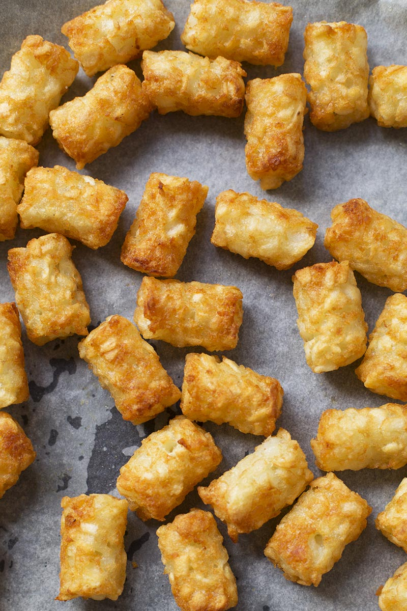 Japanese Dirty Tater Tots // The Sugar Hit
