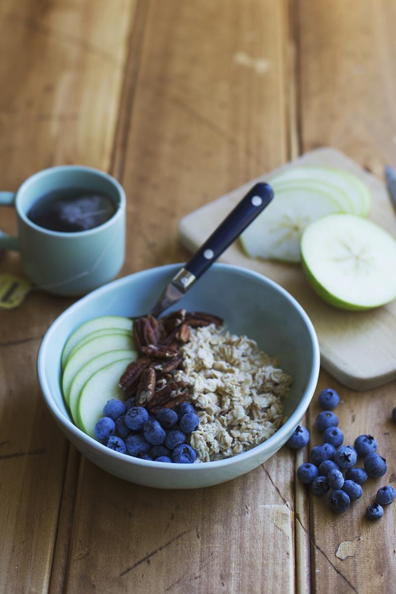 Overnight Oats! #FoodRevolution / The Sugar Hit