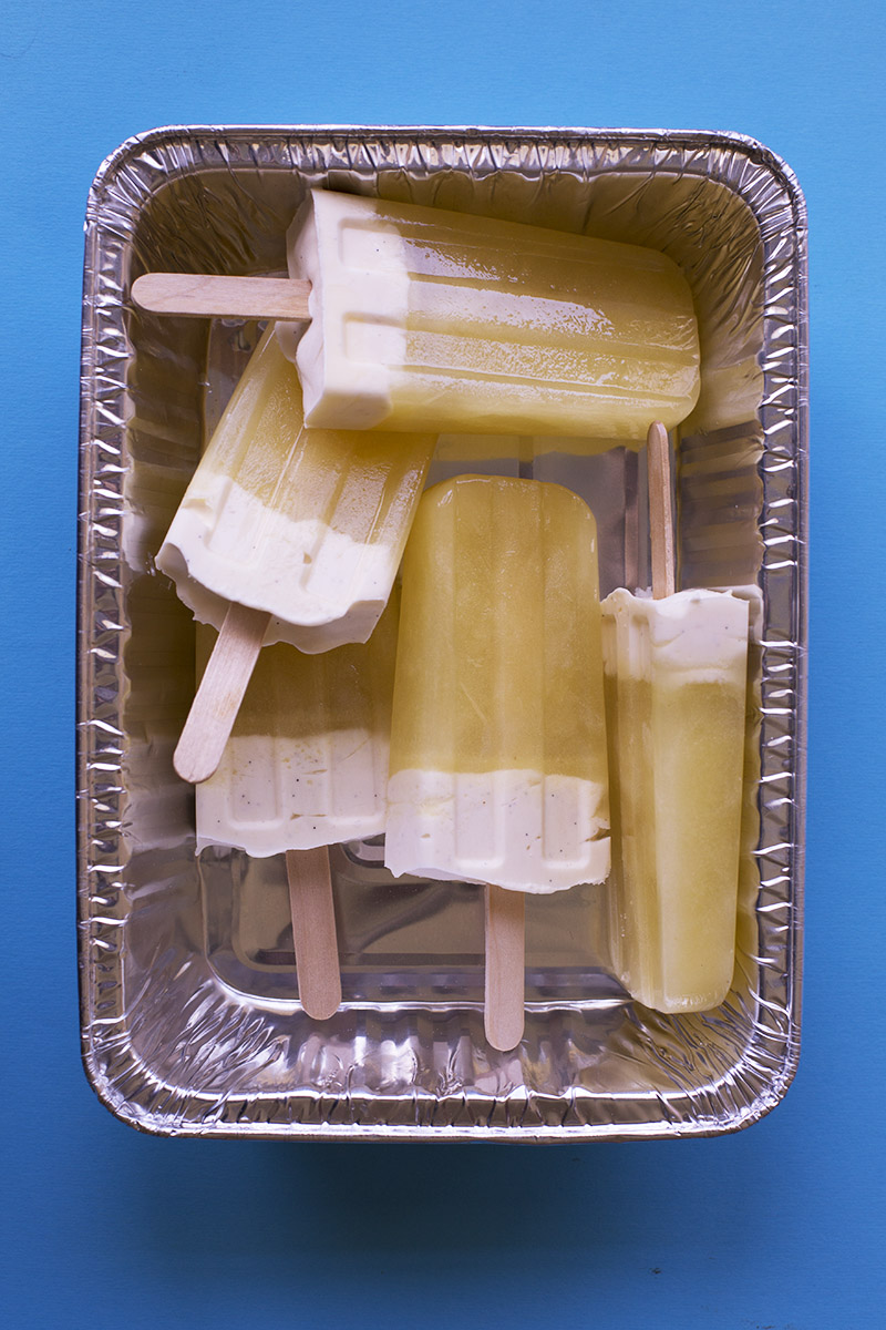 Pine Lime Splice Pops! // The Sugar Hit