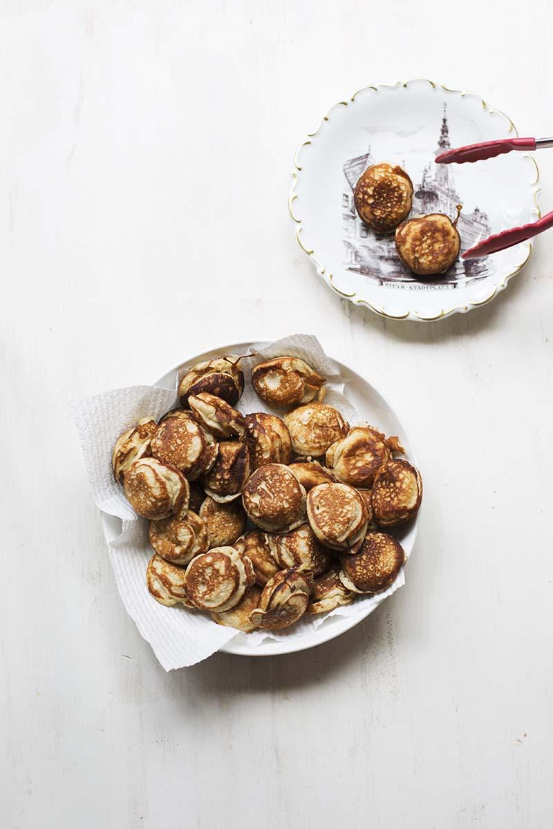 Poffertjes - Street Food Fridays! // The Sugar Hit