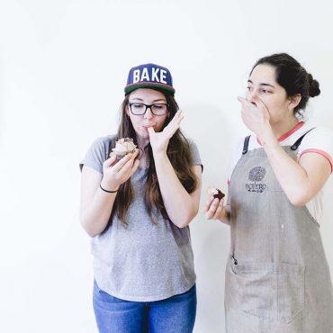 Sarah Coates Cupcake Pic