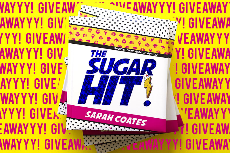 The Sugar Hit Book Giveaway!