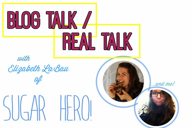 Blog Talk / Real Talk   The Sugar Hit