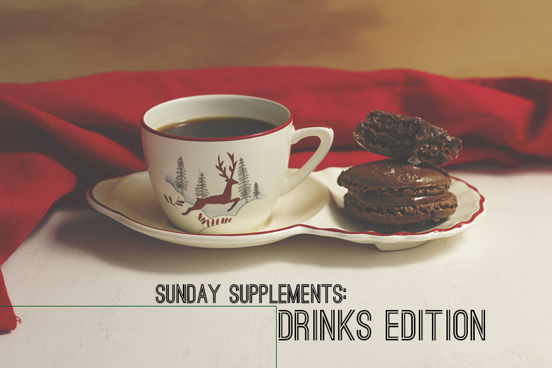Sunday Supplements: Drinks Edition   The Sugar Hit