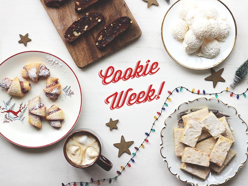 Cookie Week! // The Sugar Hit