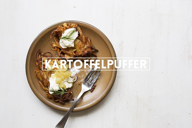 Kartoffelpuffer // The Sugar Hit
